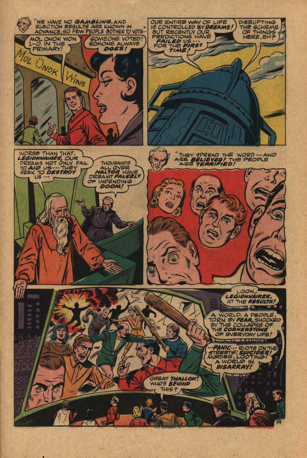 Read online Adventure Comics (1938) comic -  Issue #363 - 21
