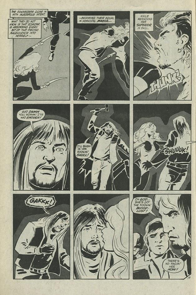Scimidar (1988) issue 1 - Page 16