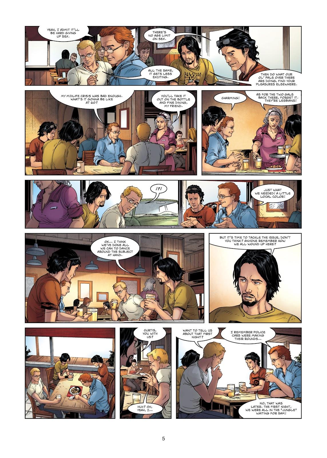 Read online Vigilantes comic -  Issue #2 - 5