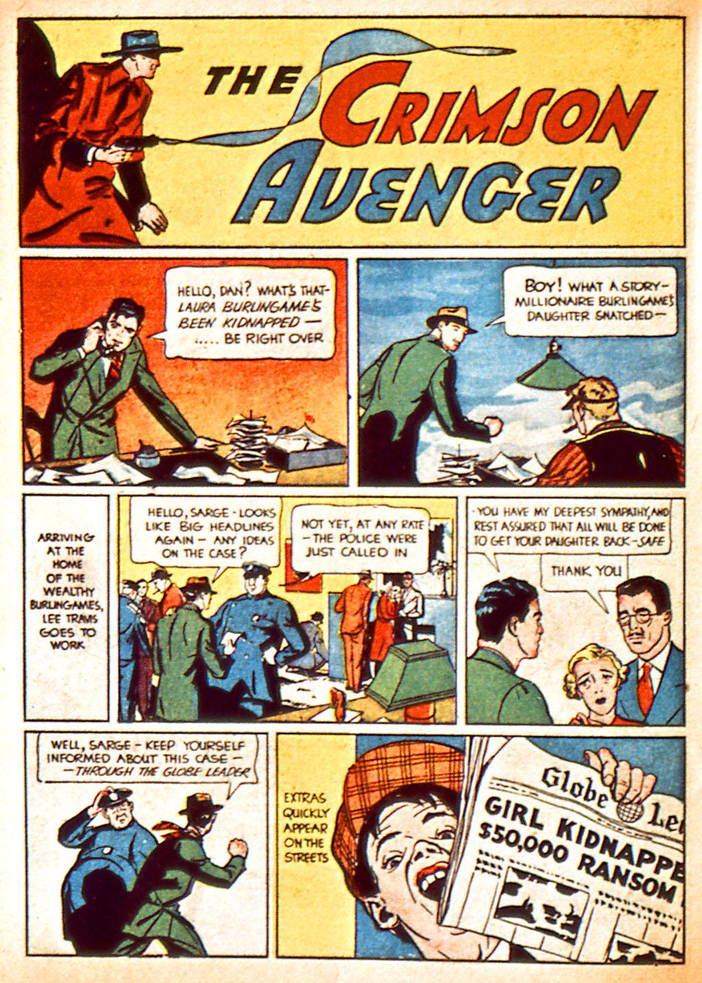 Read online Detective Comics (1937) comic -  Issue #37 - 29