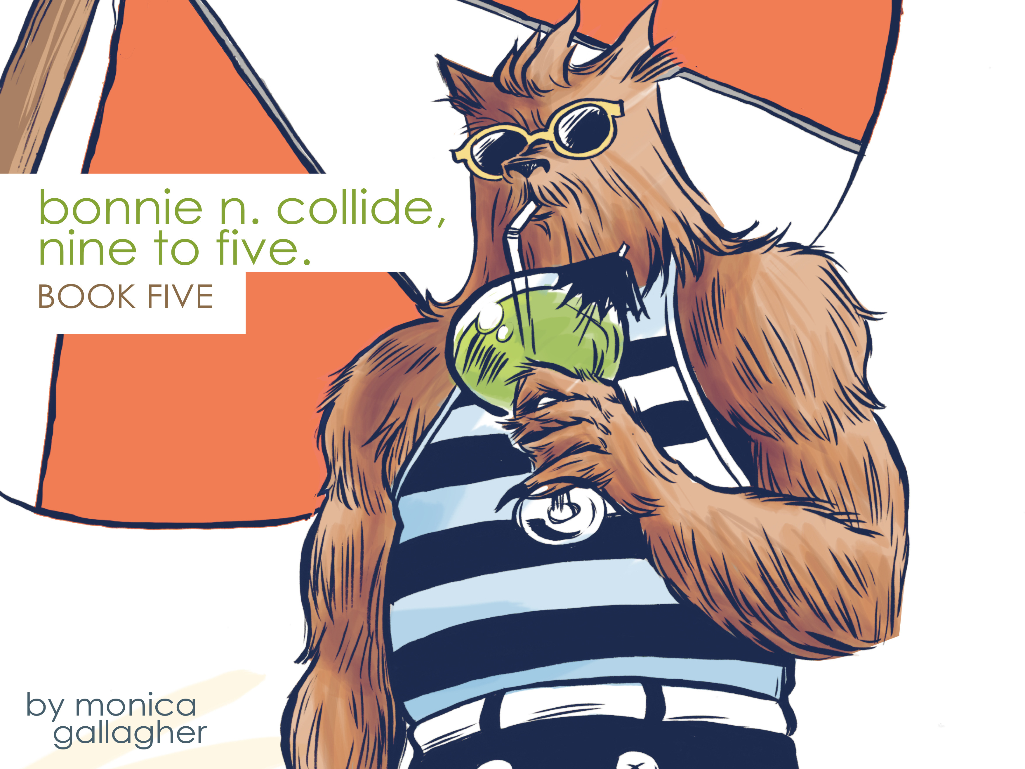Bonnie N Collide Nine to Five Issue 5