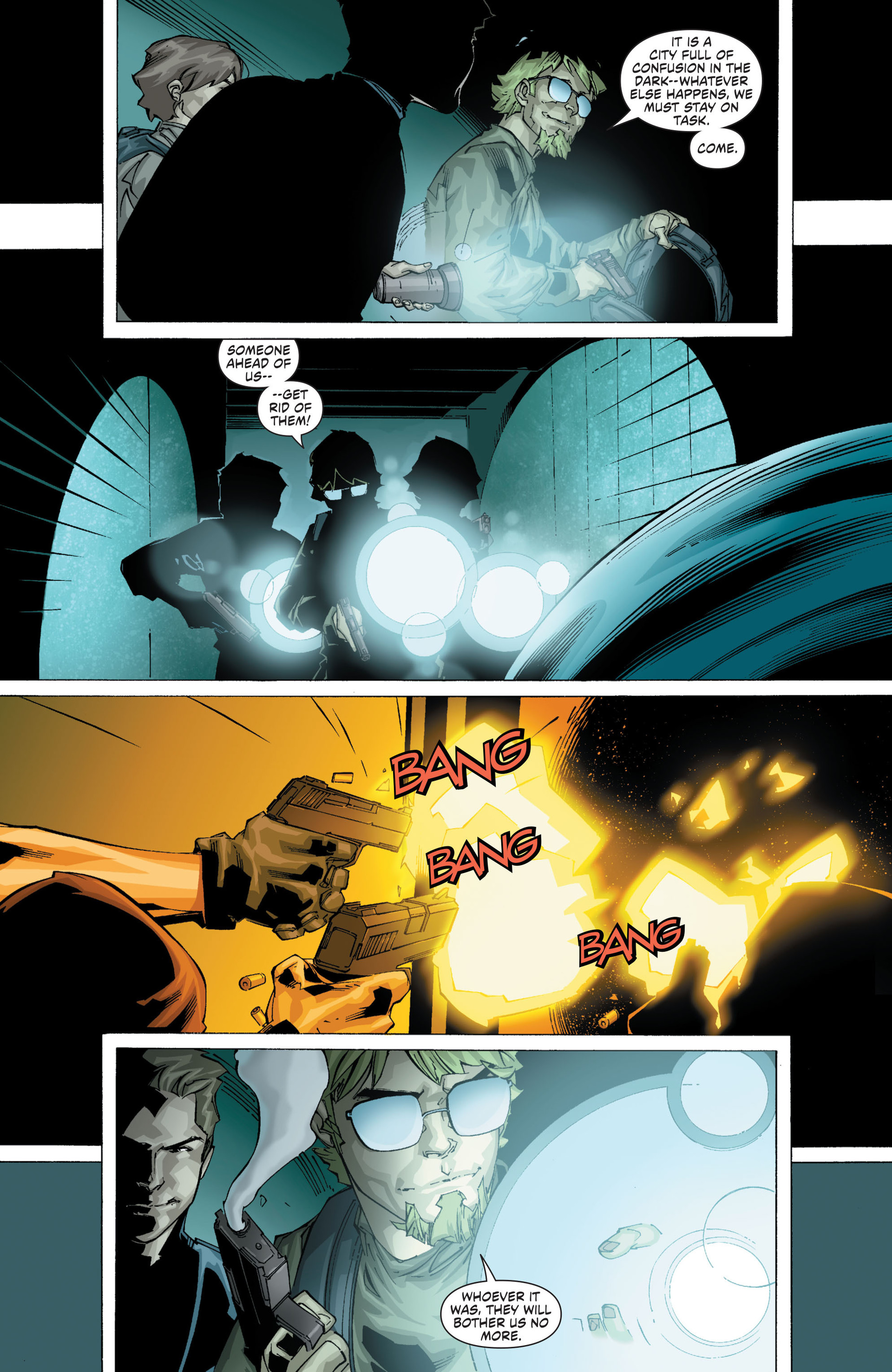Read online Worlds' Finest comic -  Issue #23 - 11