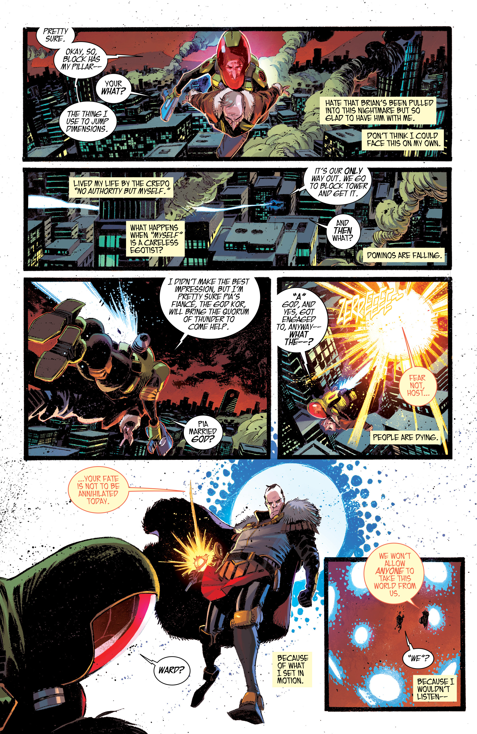 Read online Black Science comic -  Issue #30 - 15