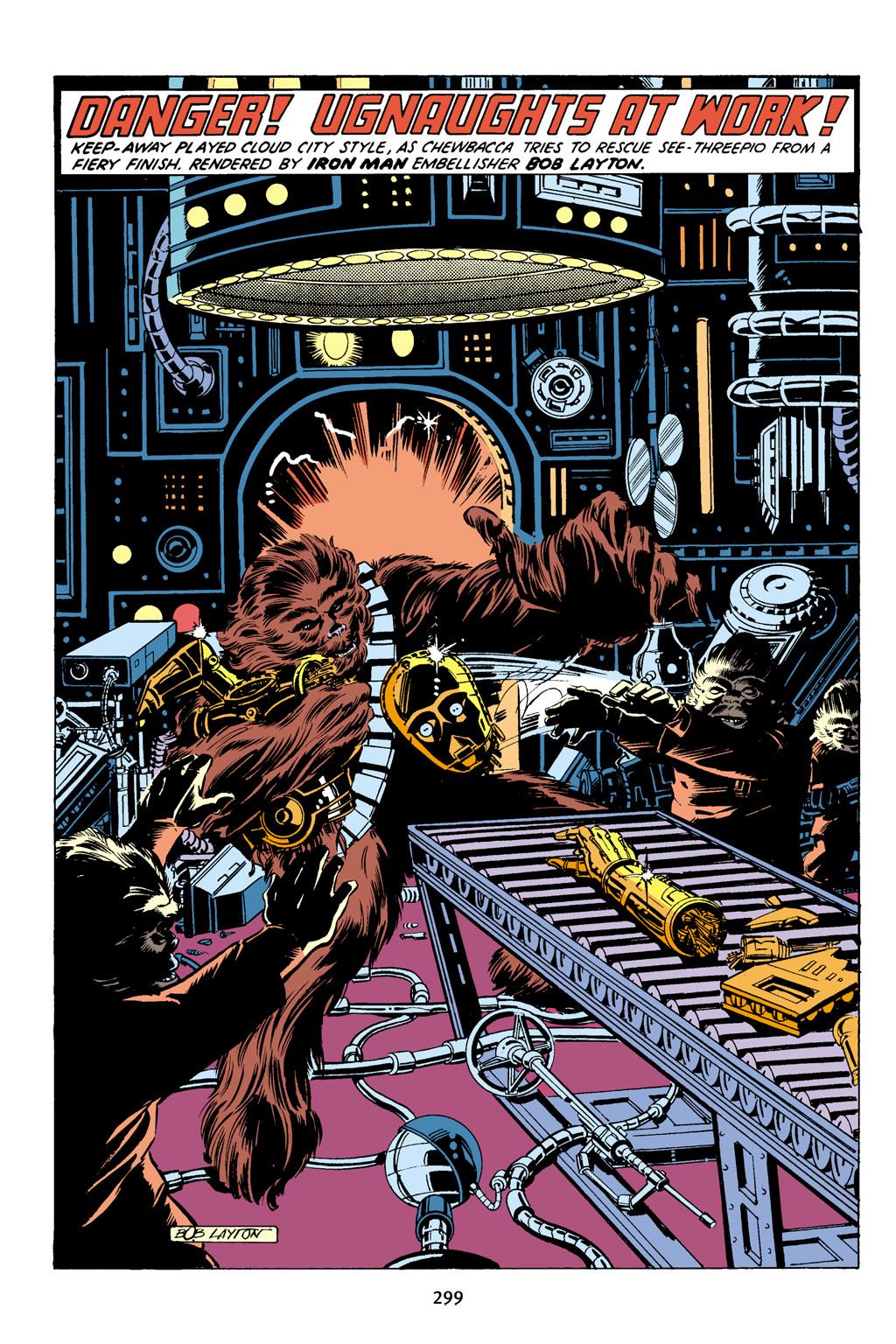 Read online Star Wars Omnibus comic -  Issue # Vol. 16 - 294