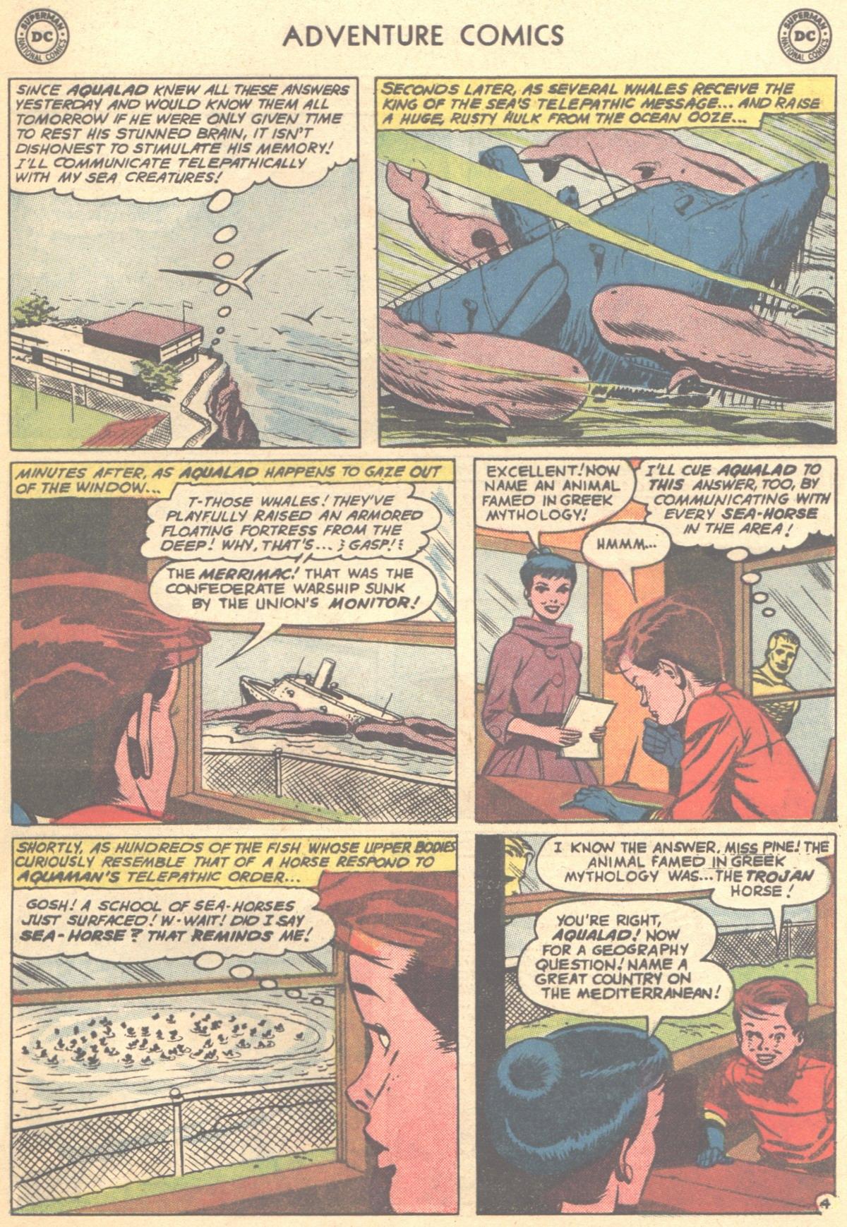 Read online Adventure Comics (1938) comic -  Issue #278 - 29