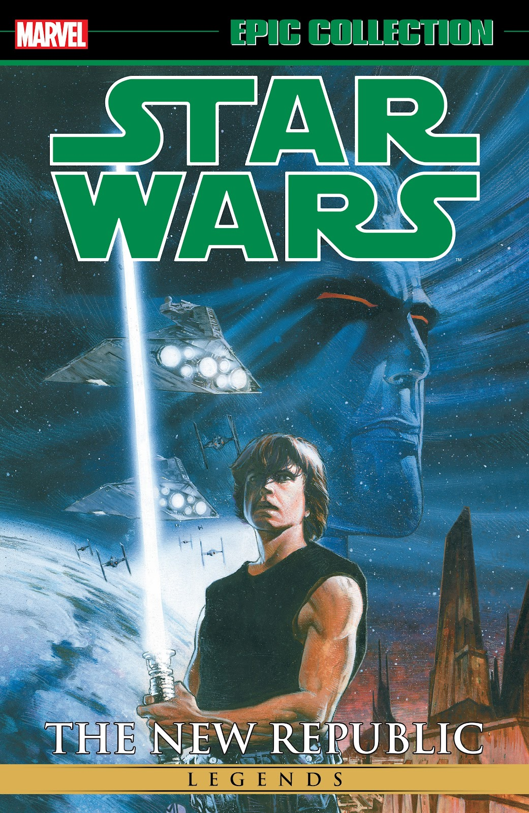 Read online Star Wars Legends: The New Republic - Epic Collection comic -  Issue # TPB 4 (Part 1) - 1