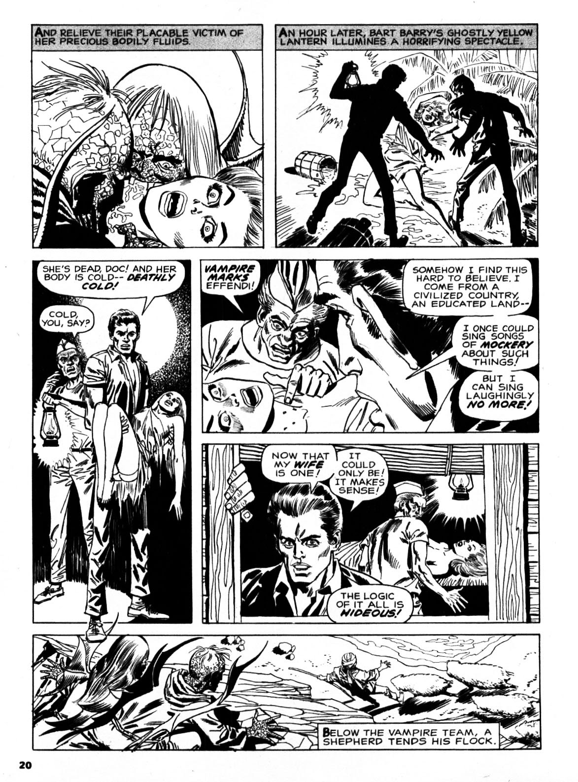 Nightmare (1970) issue 21 - Page 19