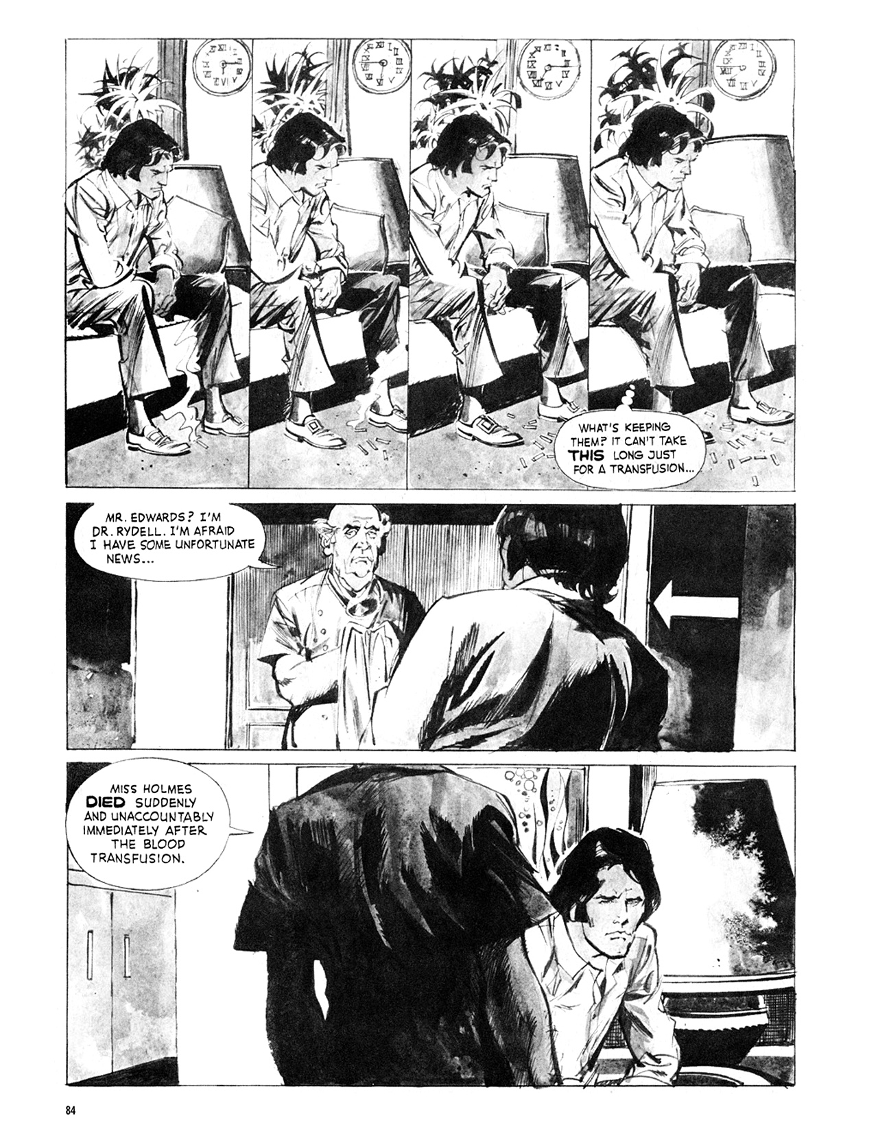 Read online Eerie Archives comic -  Issue # TPB 8 - 85