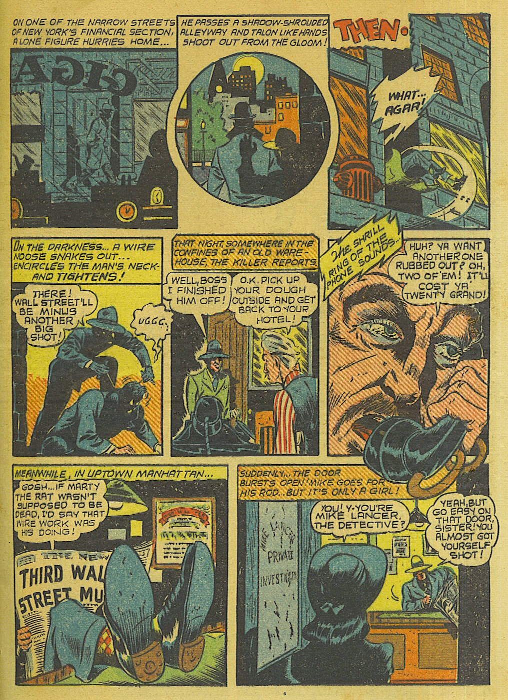 Green Hornet Comics issue 10 - Page 10