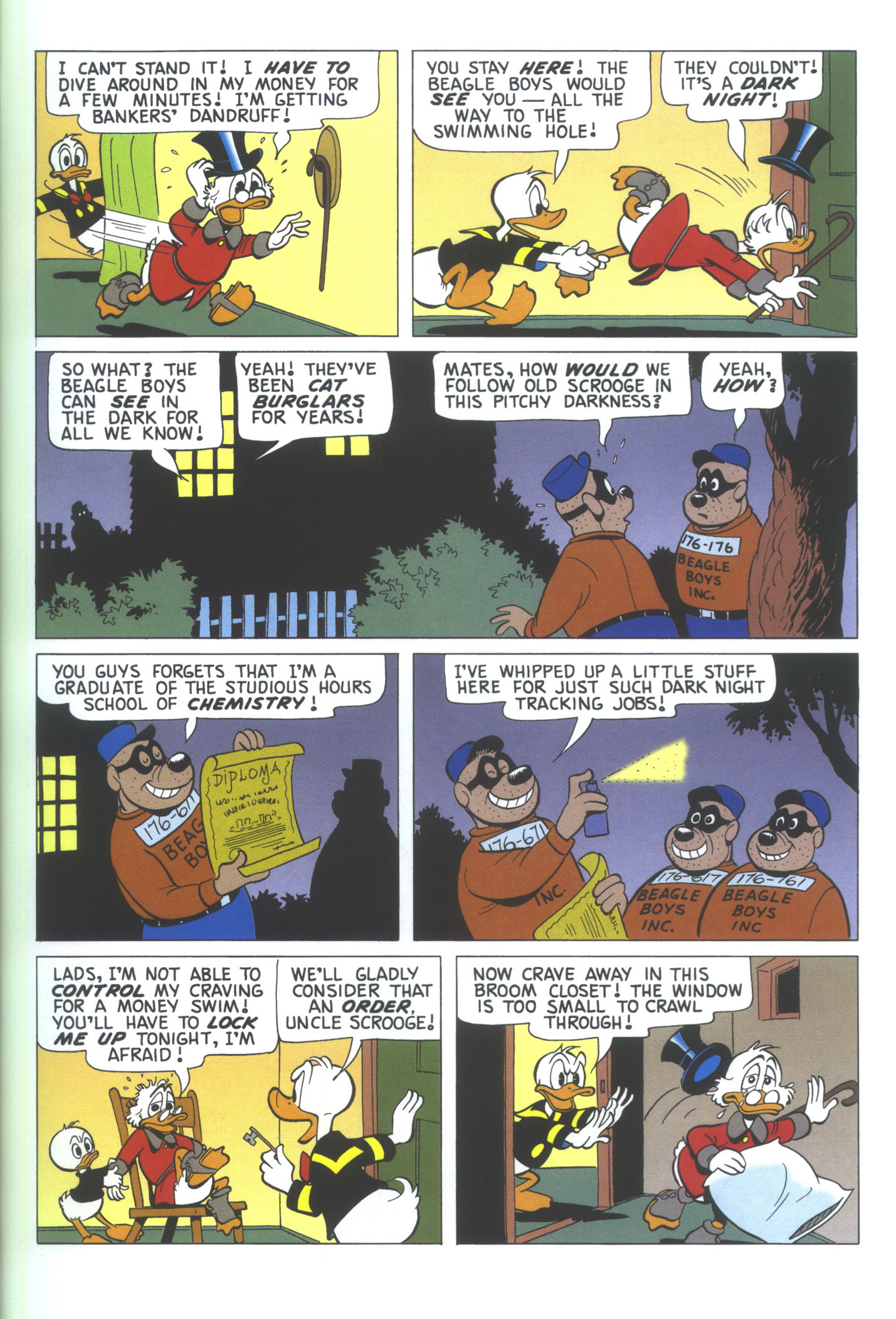 Read online Uncle Scrooge (1953) comic -  Issue #358 - 9