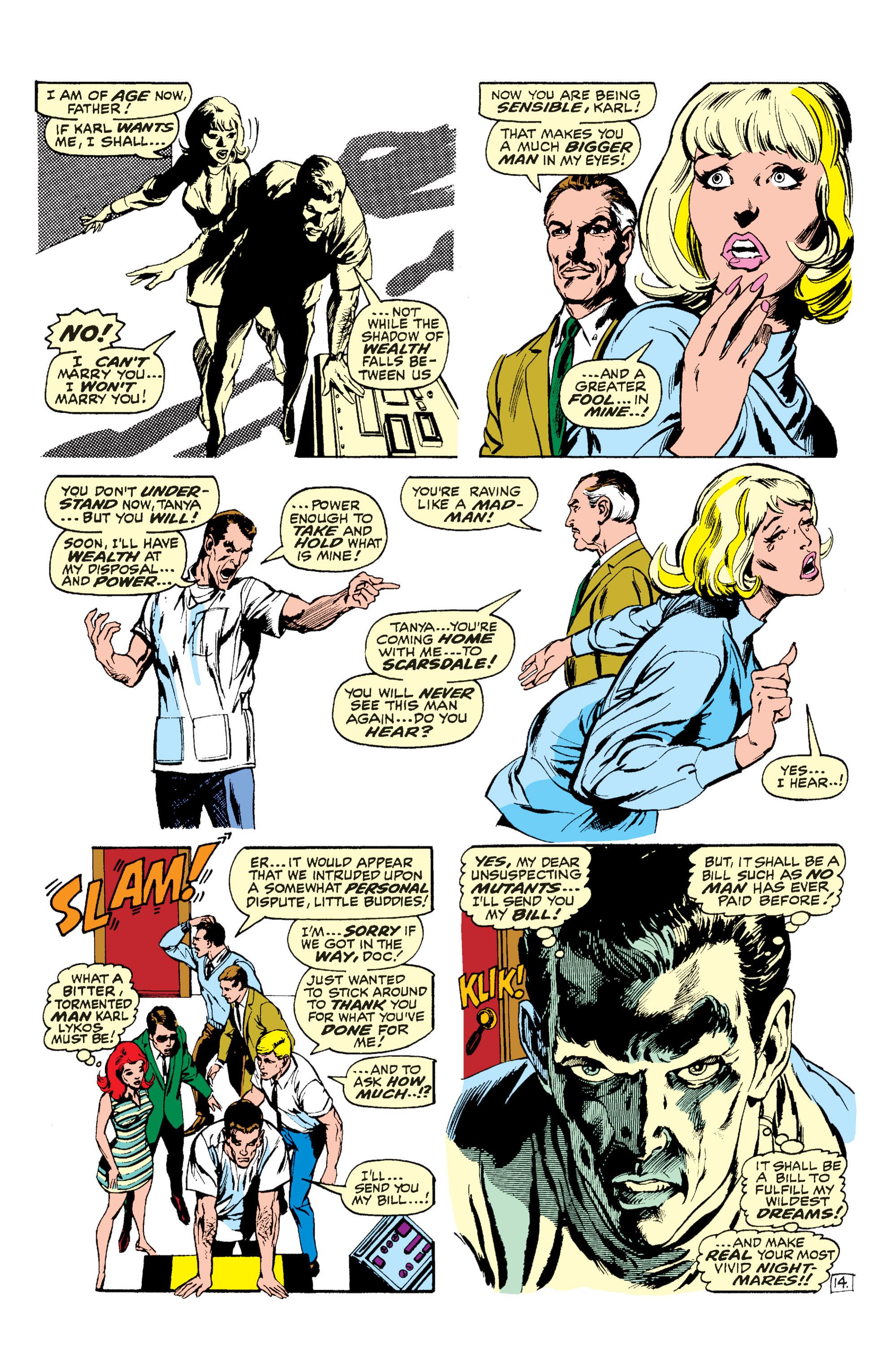 Uncanny X-Men (1963) 61 Page 12