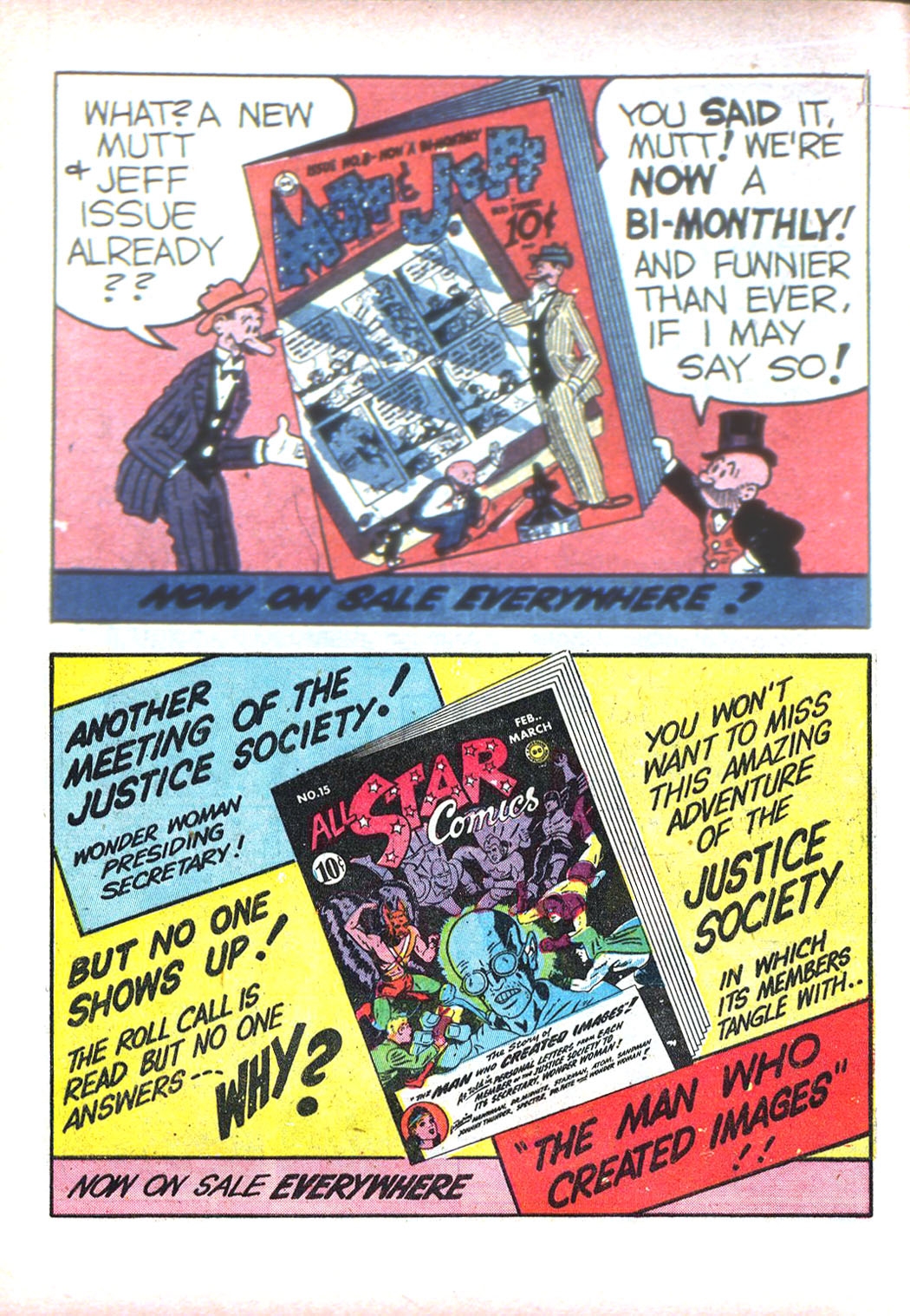 Read online Sensation (Mystery) Comics comic -  Issue #15 - 66