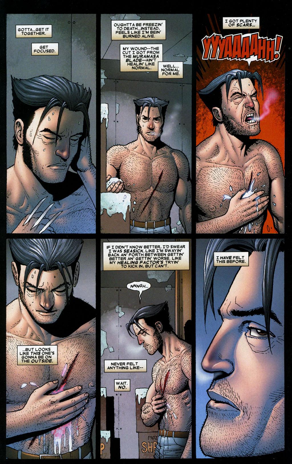 Read online Wolverine: Origins comic -  Issue #6 - 5