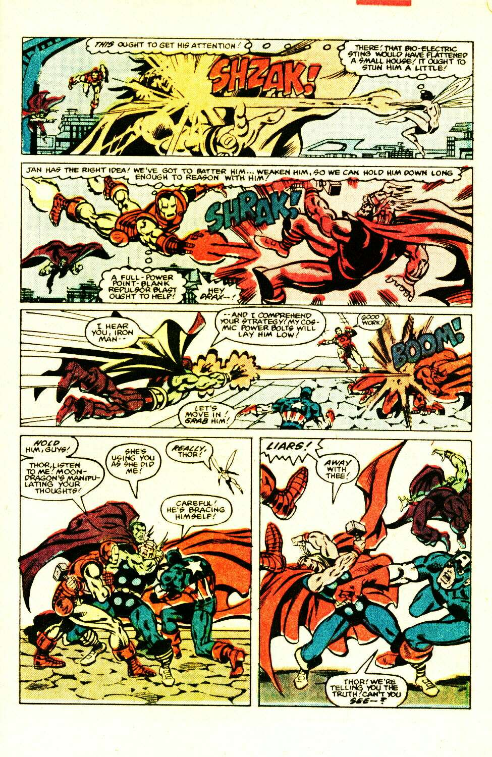 The Avengers (1963) 220 Page 13