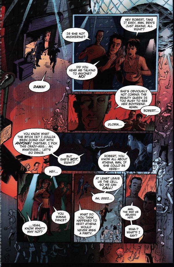 Read online Vampire the Masquerade comic -  Issue # Nosferatu - 7