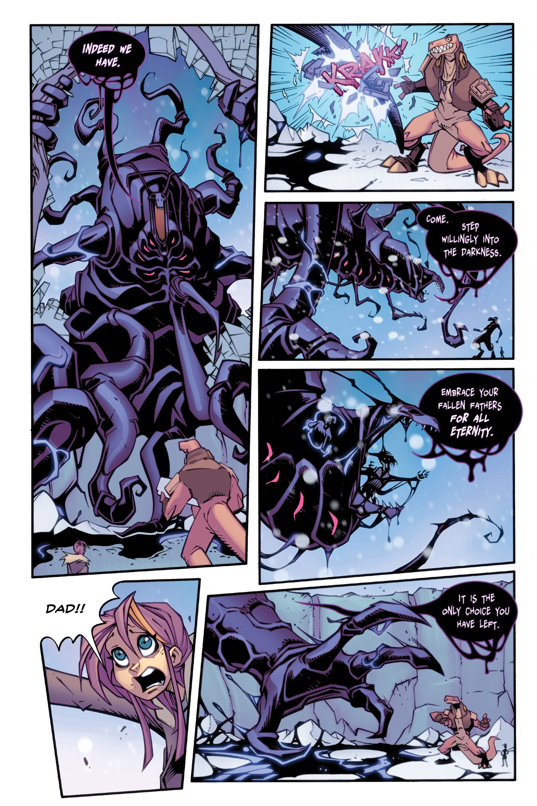 Read online Rexodus comic -  Issue # Full - 89