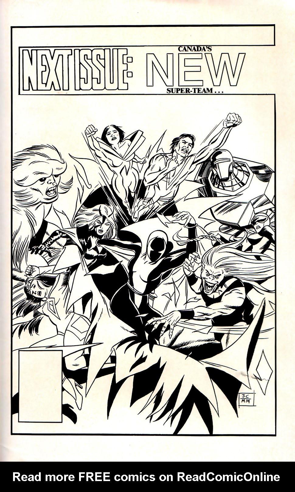 Read online Alpha Flight (1983) comic -  Issue #75 - 42