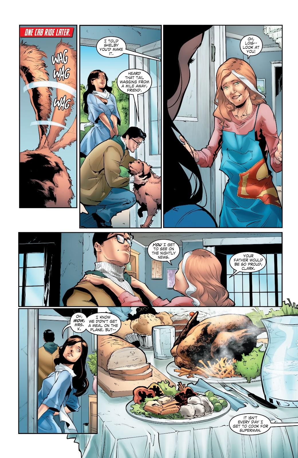 Read online Smallville Season 11 [II] comic -  Issue # TPB 5 - 20