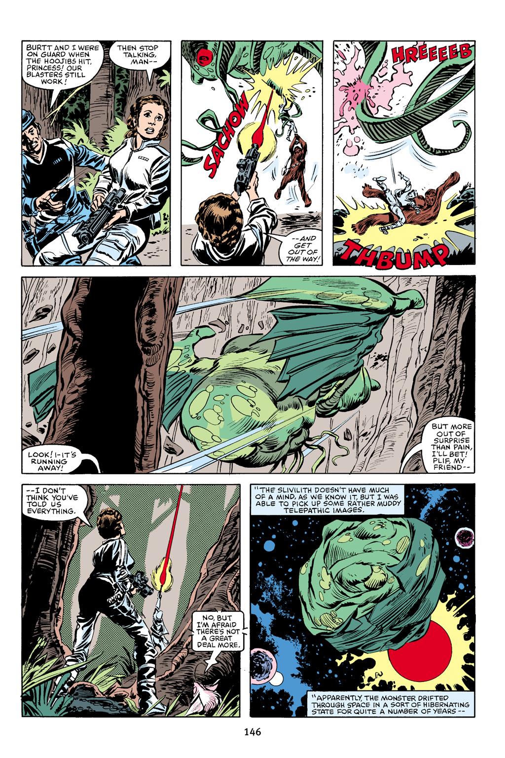 Read online Star Wars Omnibus comic -  Issue # Vol. 16 - 144