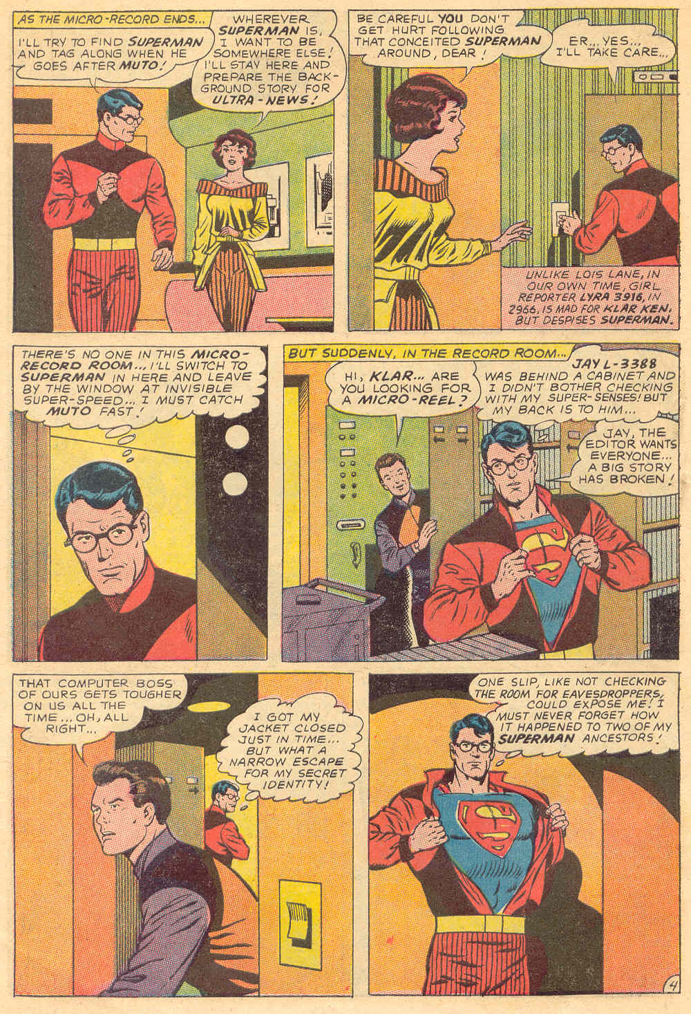 Read online Action Comics (1938) comic -  Issue #338 - 5