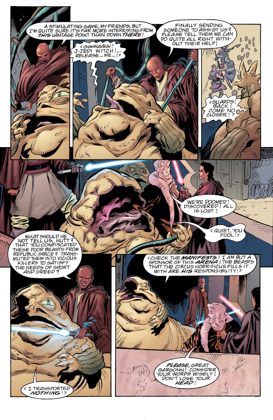 Read online Star Wars Legends Epic Collection: The Menace Revealed comic -  Issue # TPB (Part 4) - 81