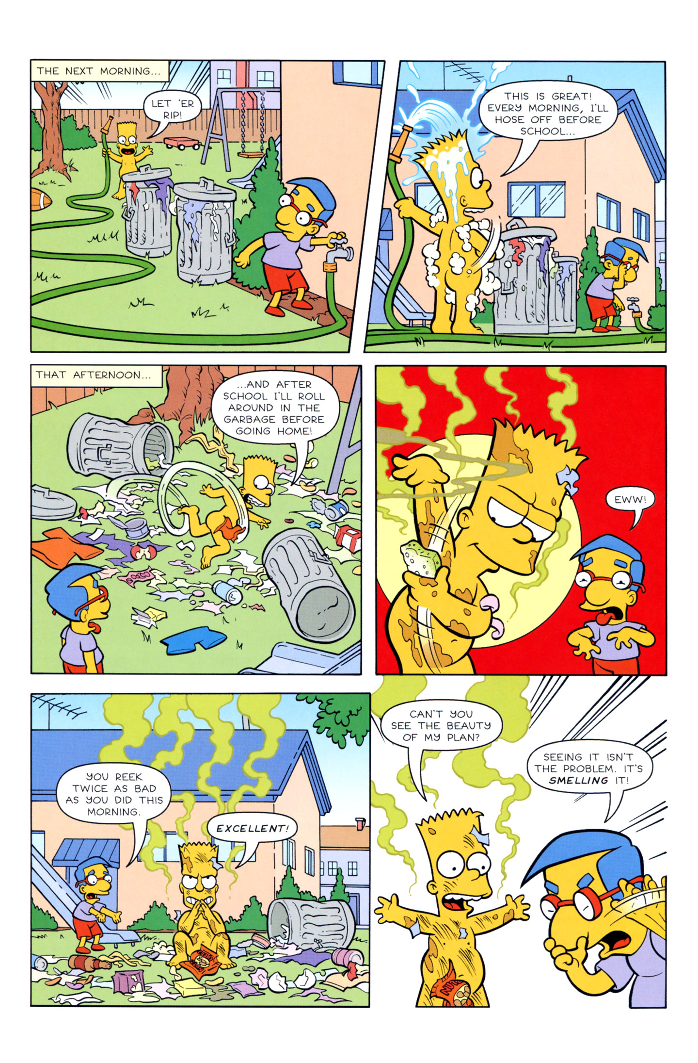 Read online Simpsons Illustrated (1991) comic -  Issue #3 - 28