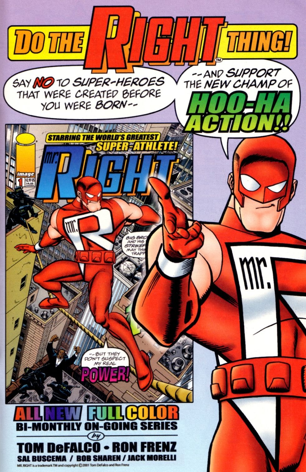Read online Randy O'Donnell is The M@N comic -  Issue #2 - 28