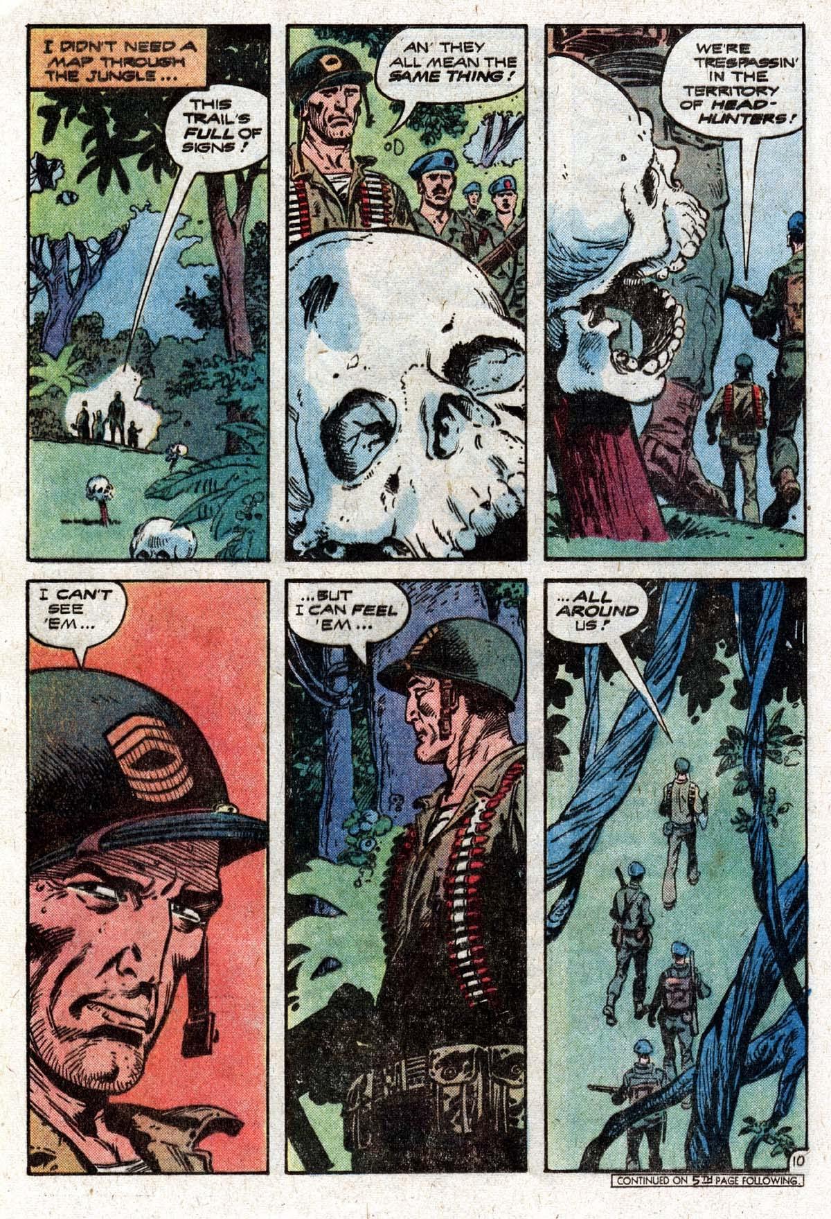 Read online Sgt. Rock comic -  Issue #319 - 13