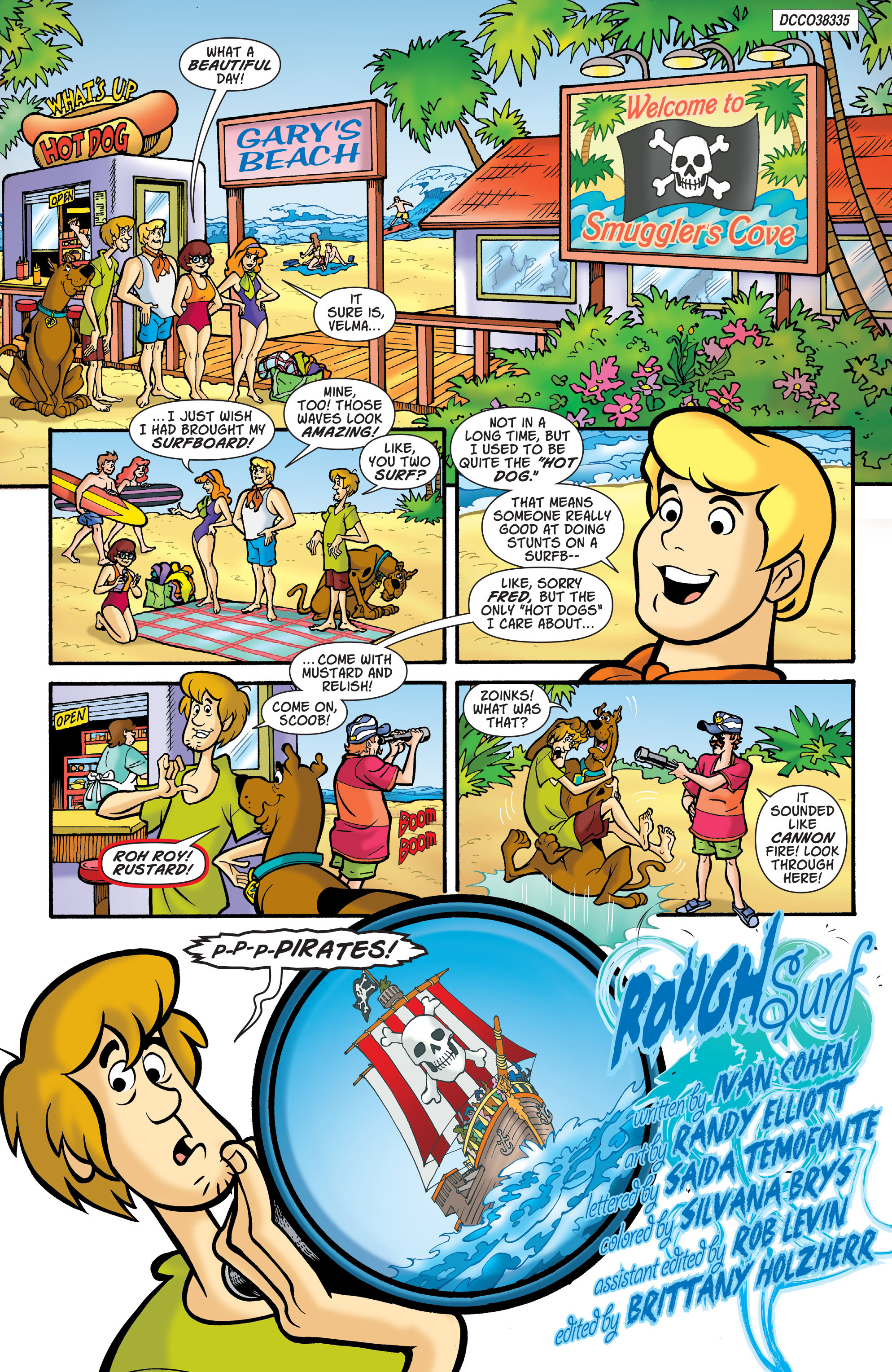 Read online Scooby-Doo: Where Are You? comic -  Issue #77 - 2