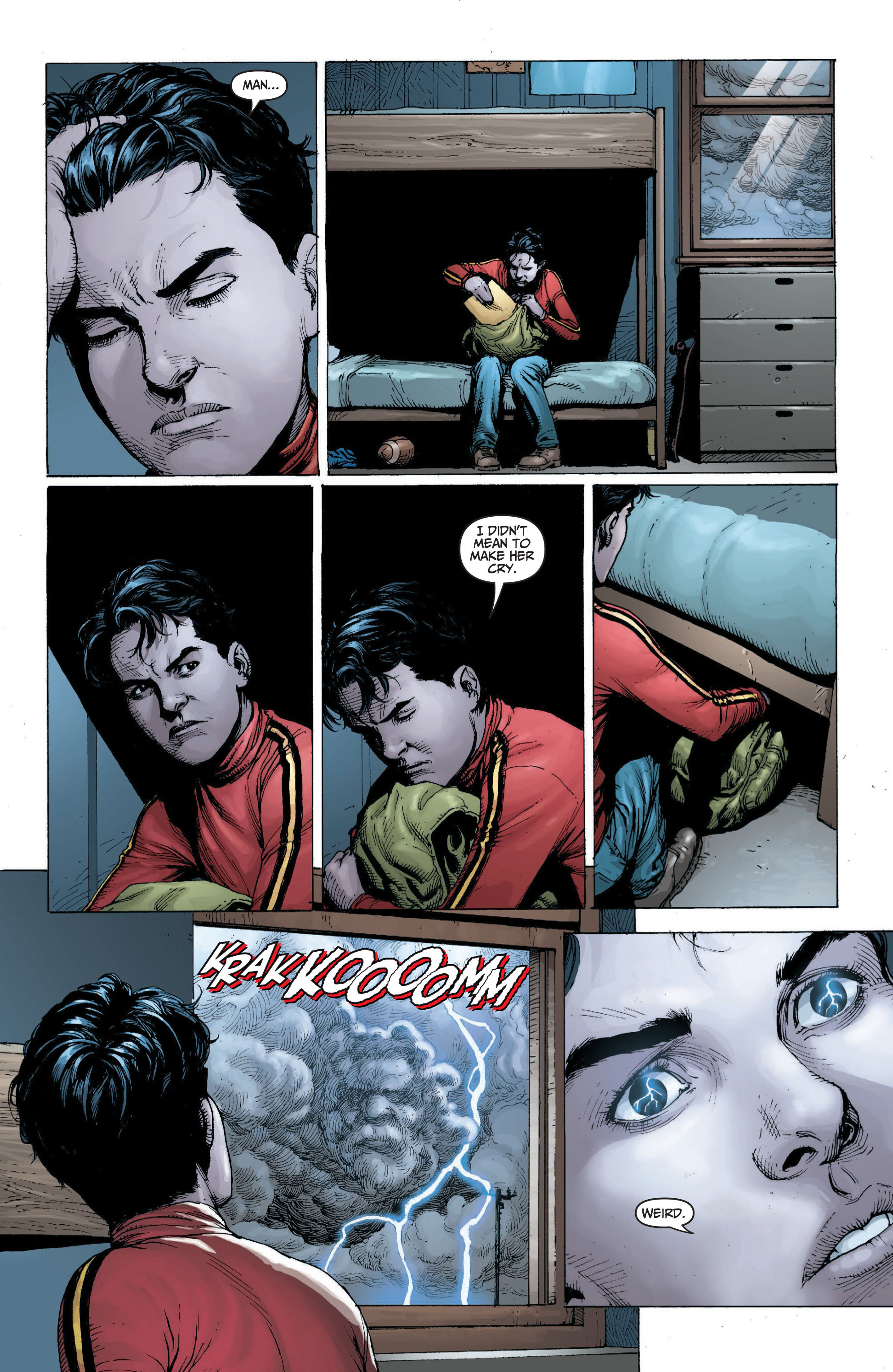 Read online Shazam! (2013) comic -  Issue #1 - 30