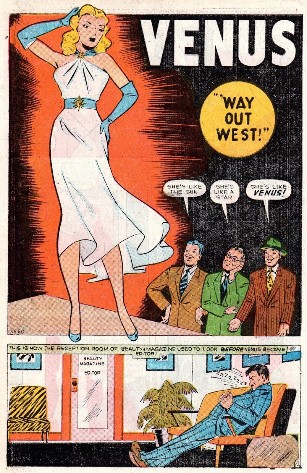 Venus (1948) issue 2 - Page 3
