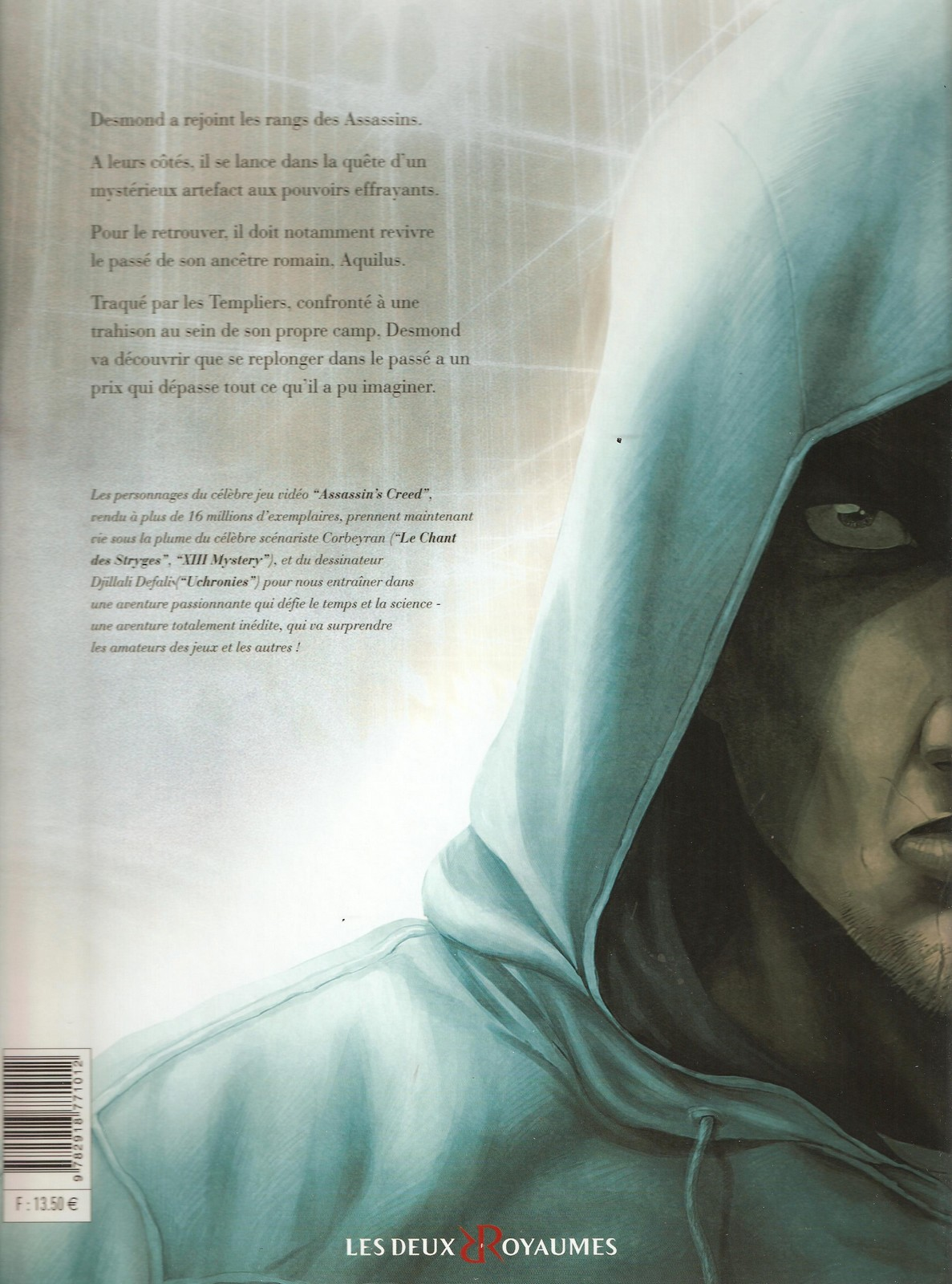 Read online Assassin's Creed (2009) comic -  Issue #2 - 49