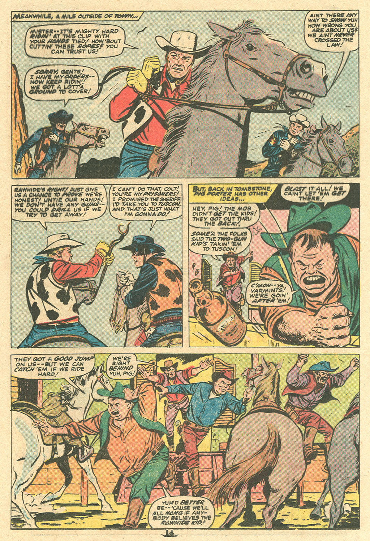 Read online Two-Gun Kid comic -  Issue #117 - 15