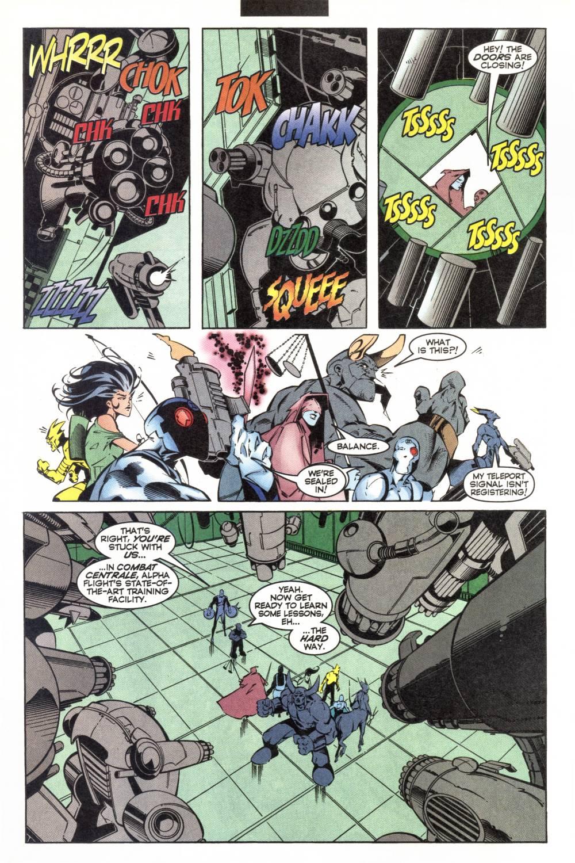 Read online Alpha Flight (1997) comic -  Issue #12 - 23