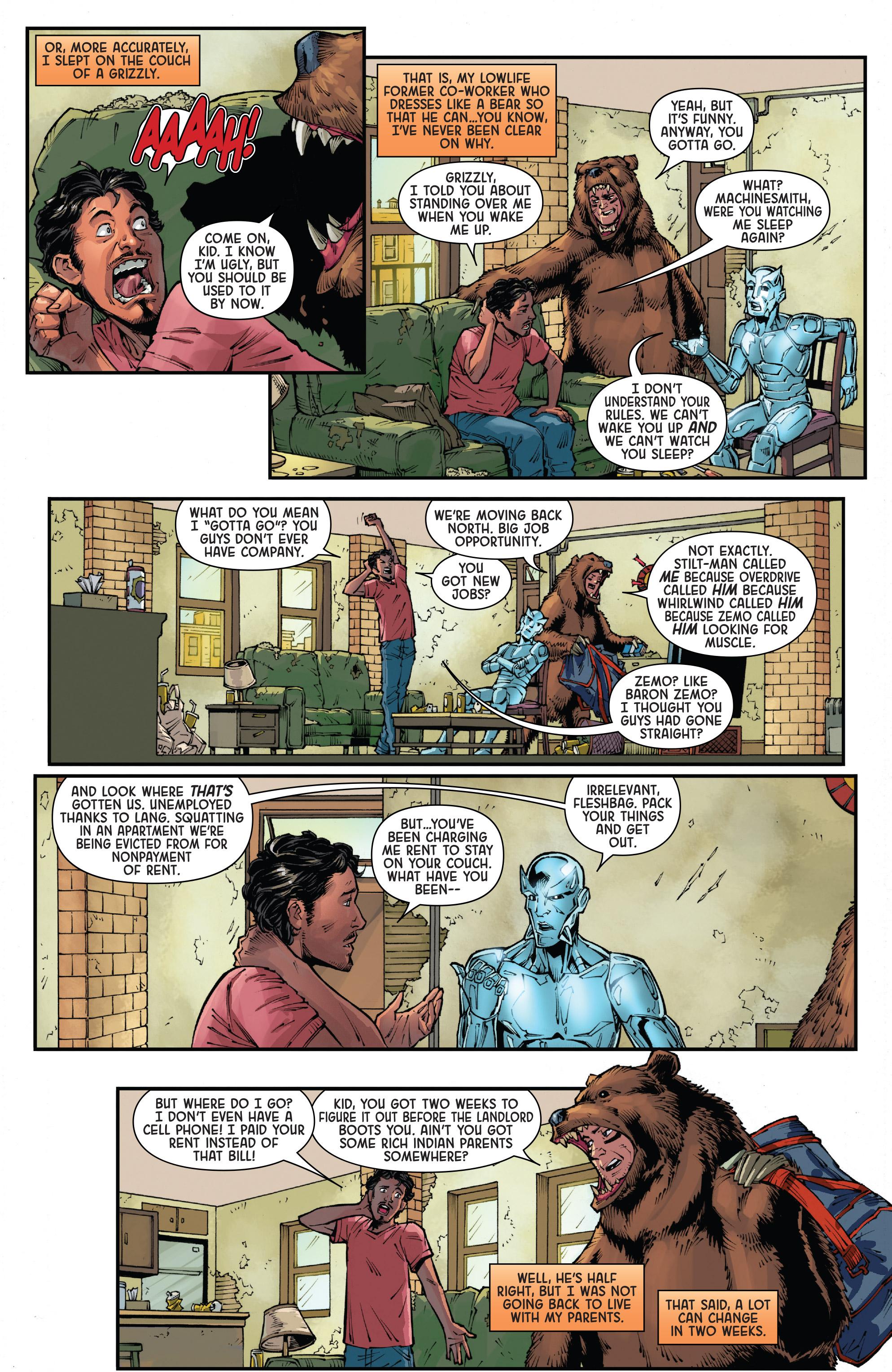 Read online Secret Empire: Brave New World comic -  Issue #1 - 13