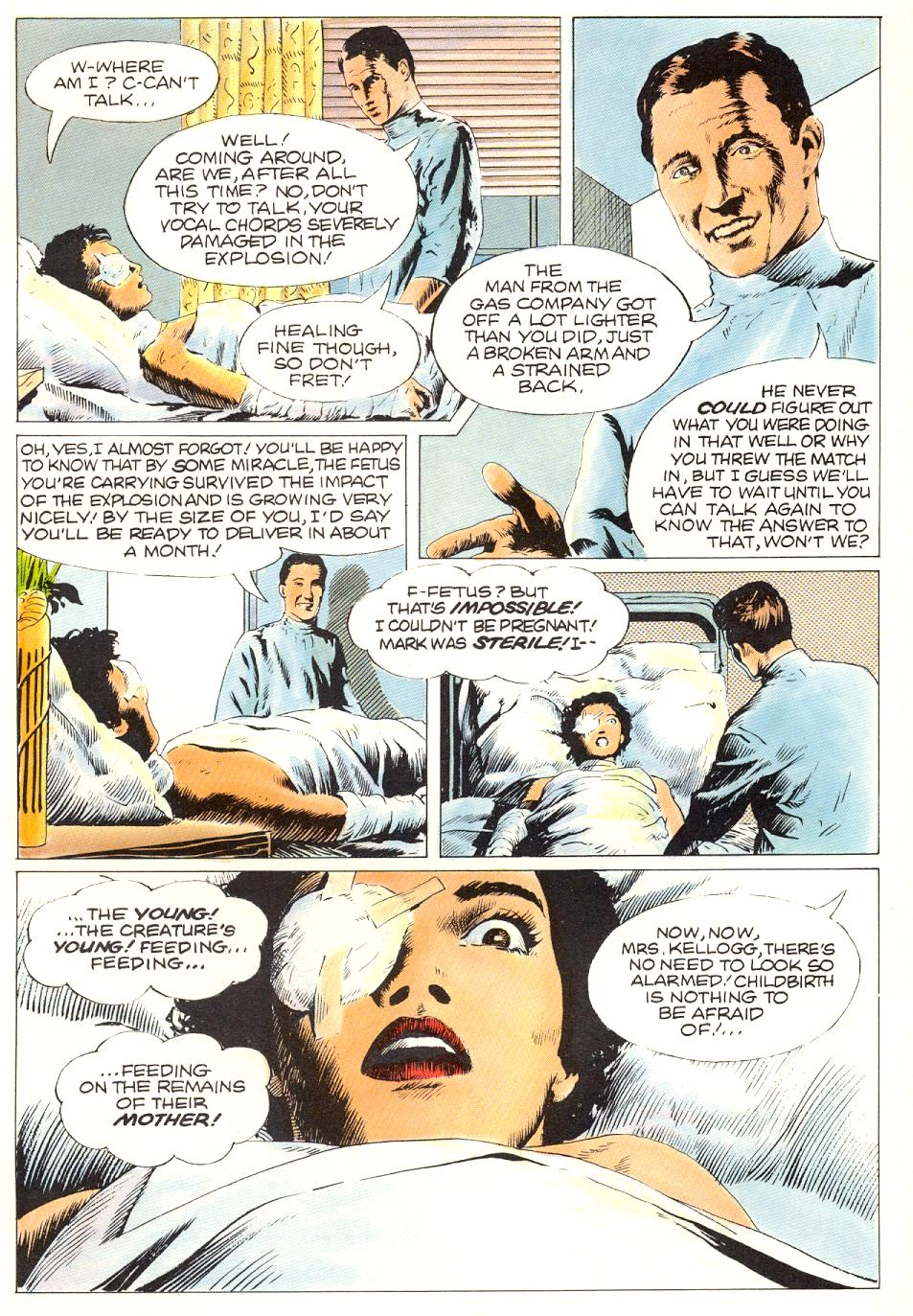 Read online Twisted Tales (1982) comic -  Issue #4 - 12