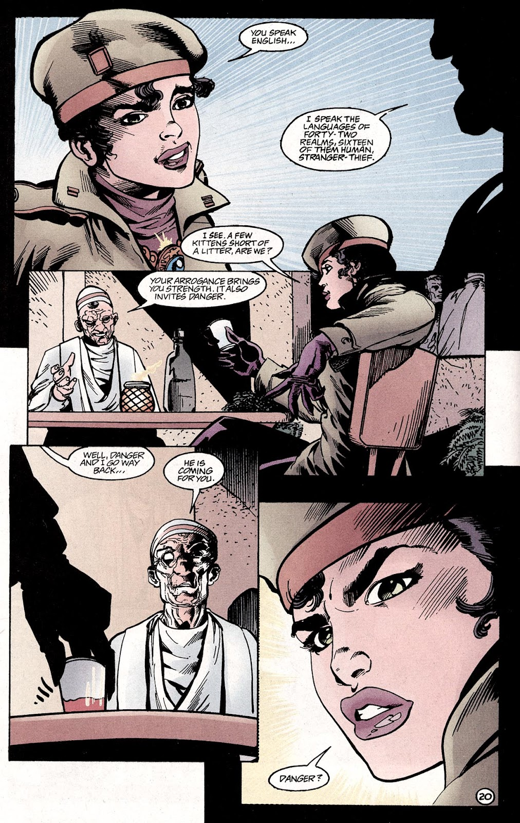 Catwoman (1993) Annual 4 #4 - English 22