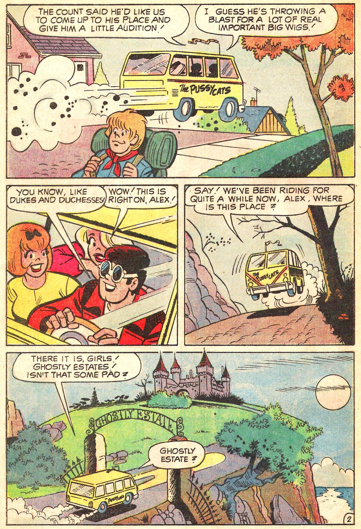 Read online She's Josie comic -  Issue #64 - 4