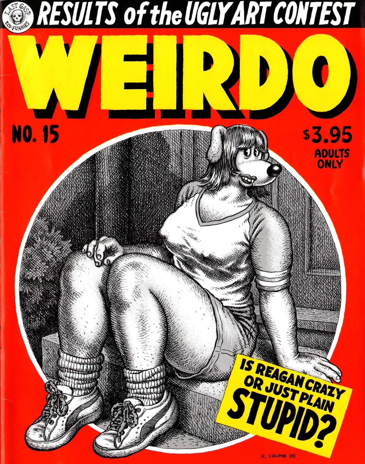Weirdo 15 Page 1