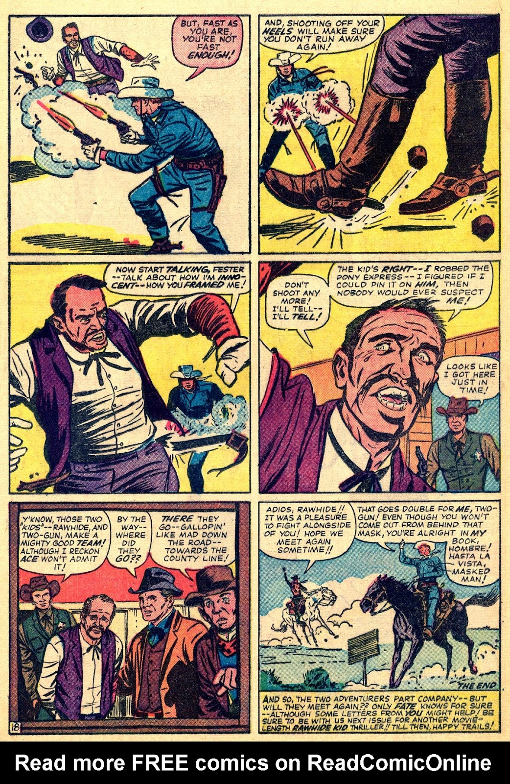 The Rawhide Kid (1955) issue 40 - Page 24
