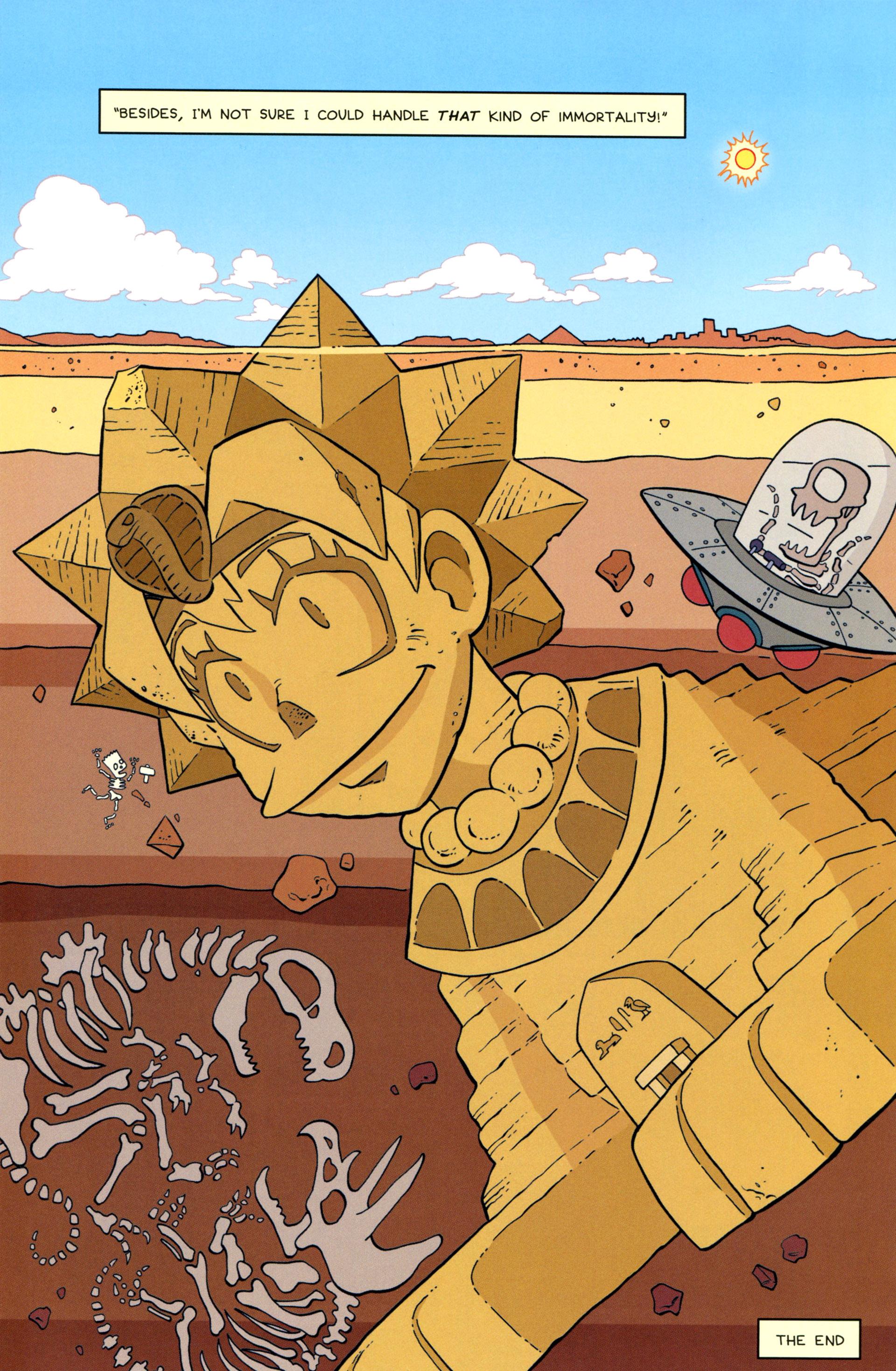 Read online Simpsons One-Shot Wonders: Lisa comic -  Issue # Full - 10