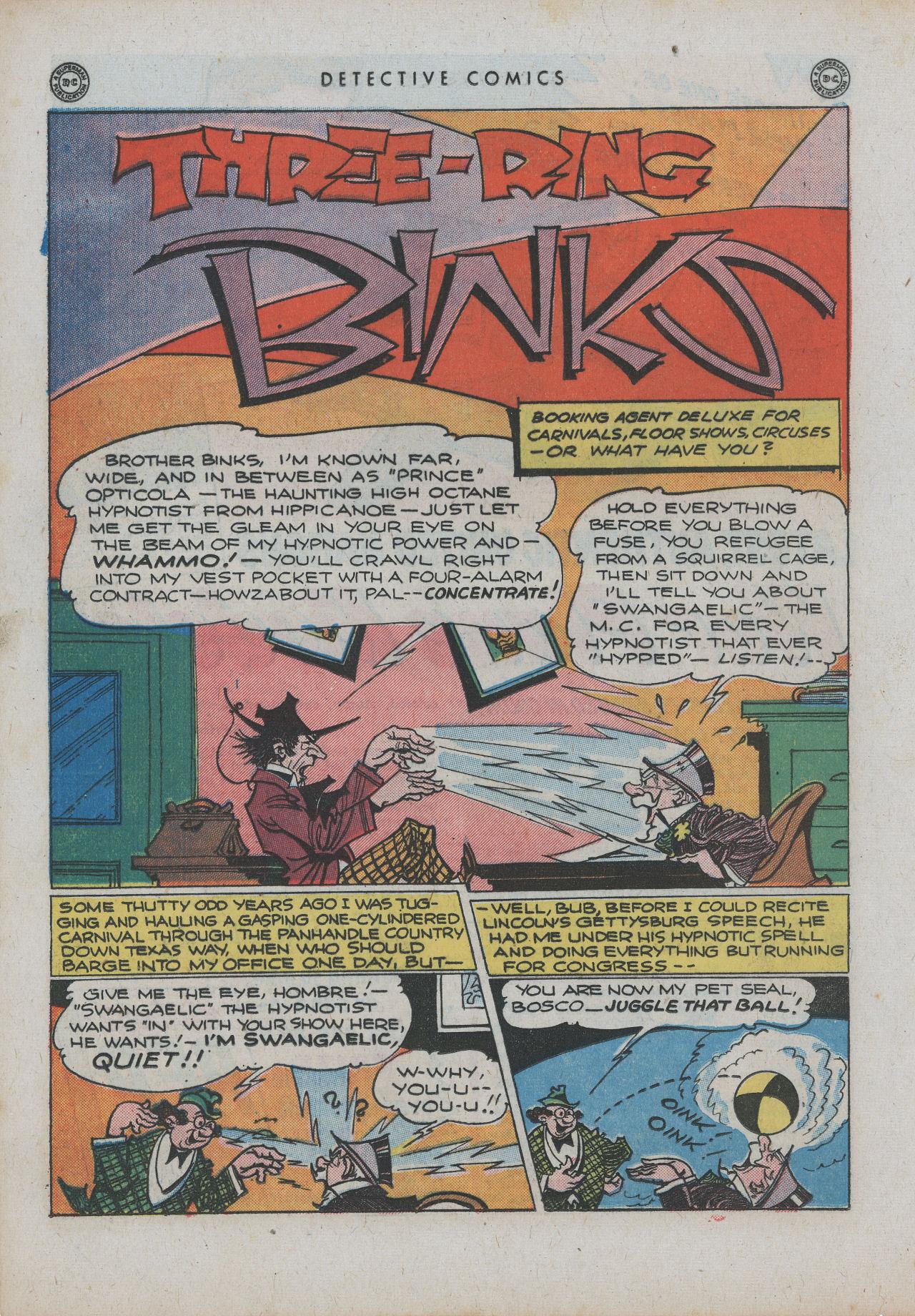 Read online Detective Comics (1937) comic -  Issue #99 - 25