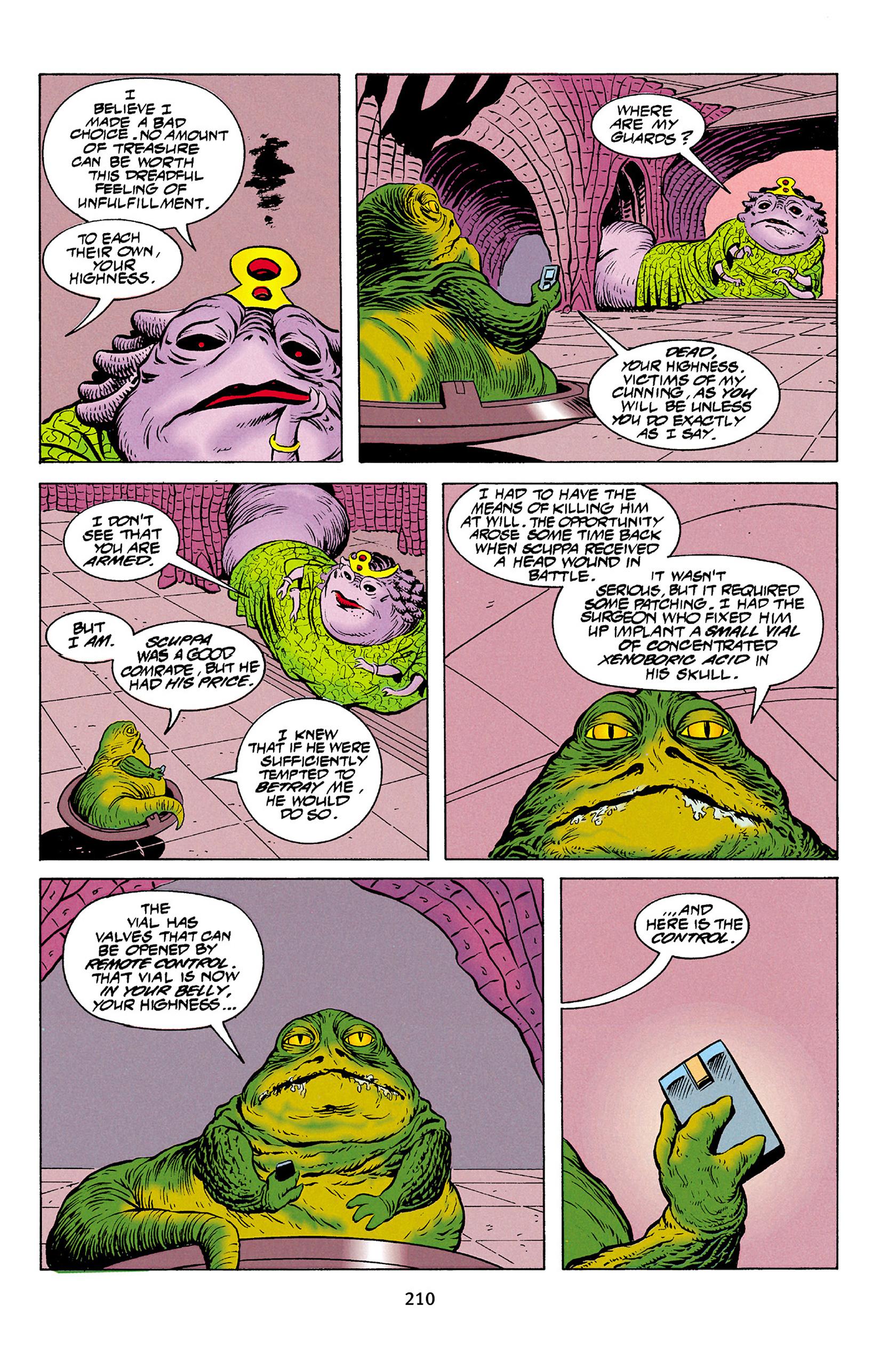 Read online Star Wars Omnibus comic -  Issue # Vol. 30 - 207