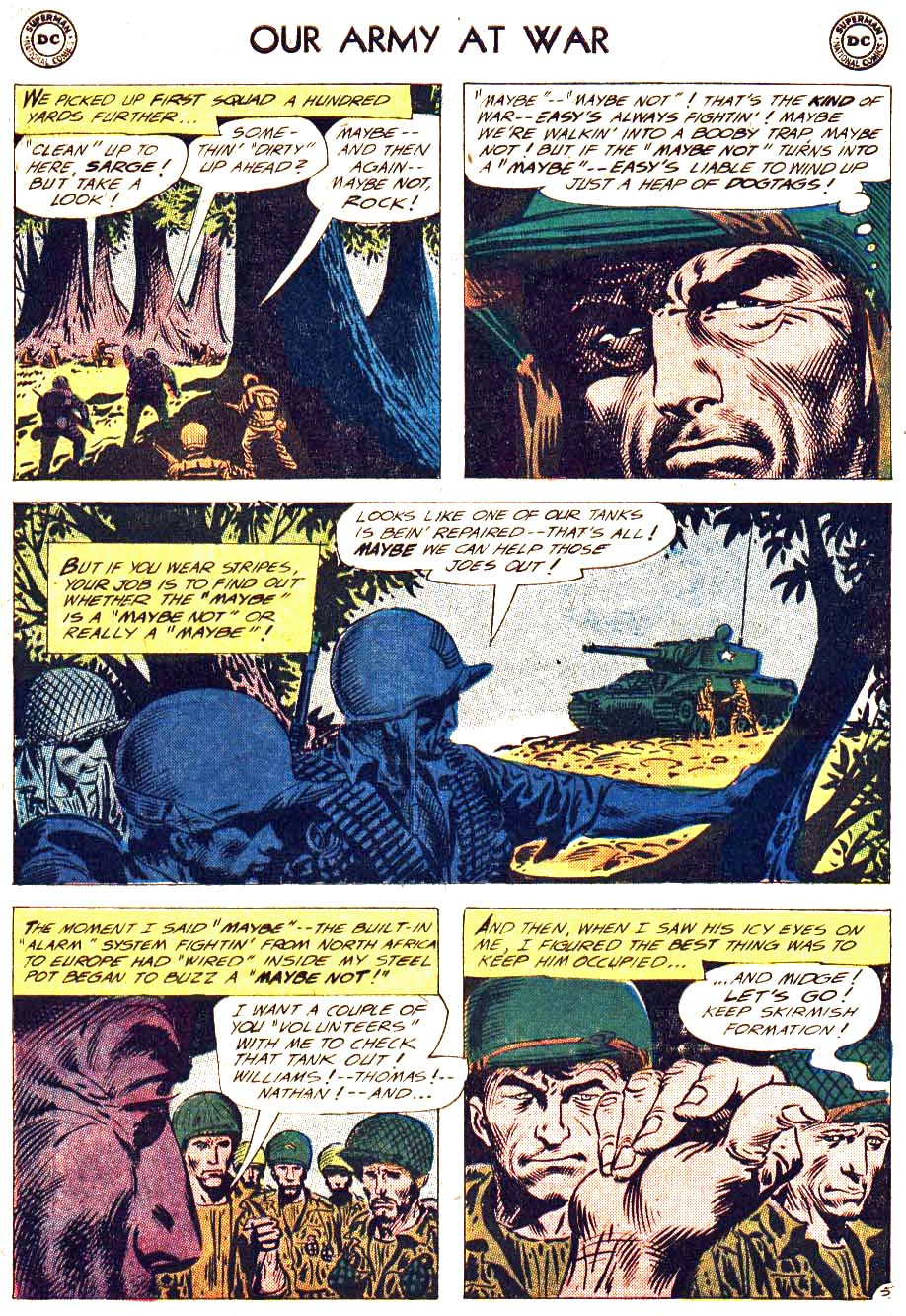 Our Army at War (1952) issue 98 - Page 7