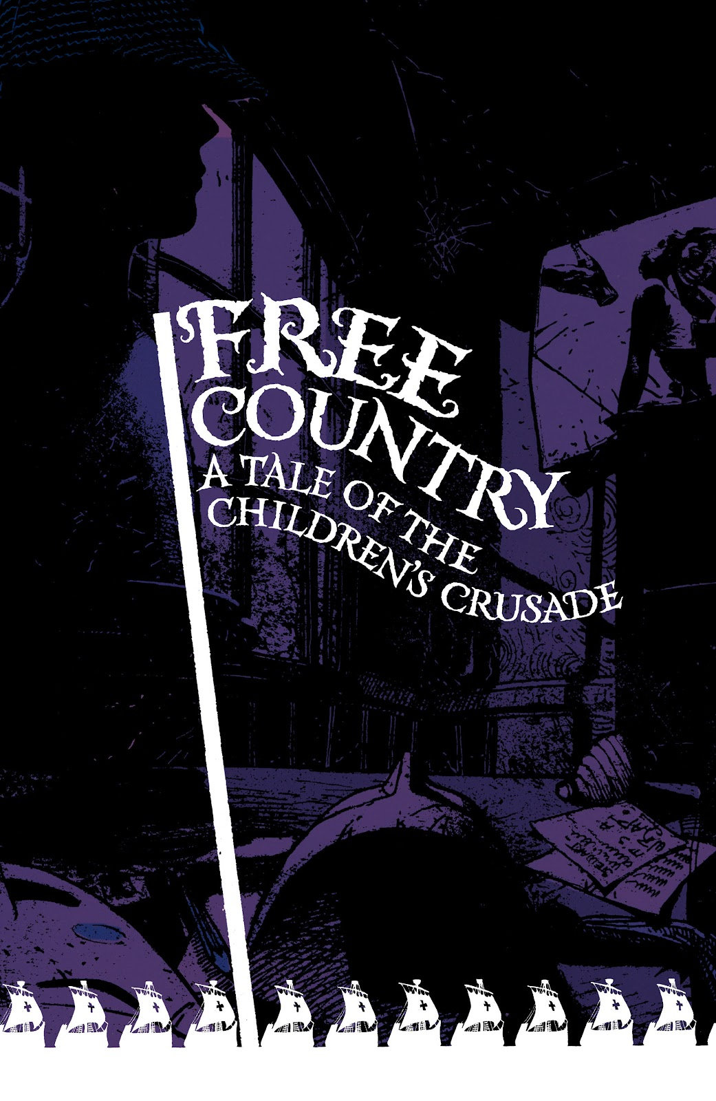 Read online The Children's Crusade comic -  Issue # _TPB (Part 1) - 2
