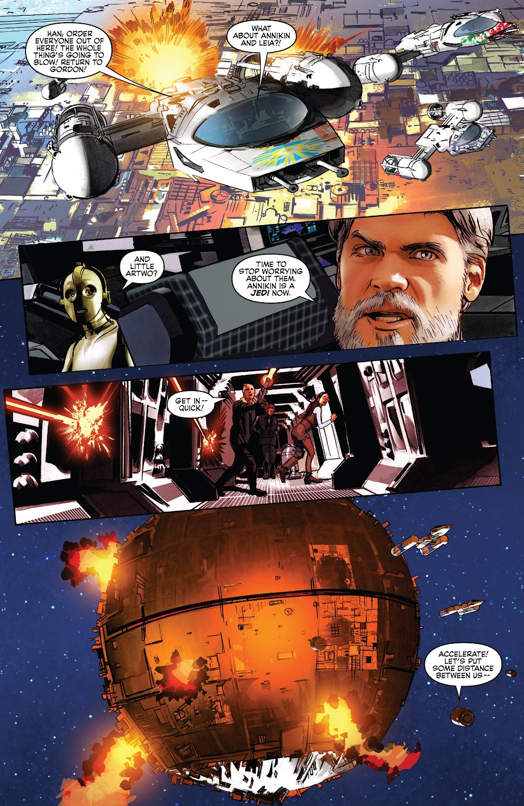 Read online Star Wars Legends: Infinities - Epic Collection comic -  Issue # TPB (Part 5) - 84