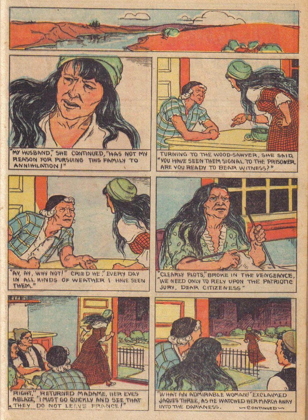 Read online Adventure Comics (1938) comic -  Issue #24 - 23