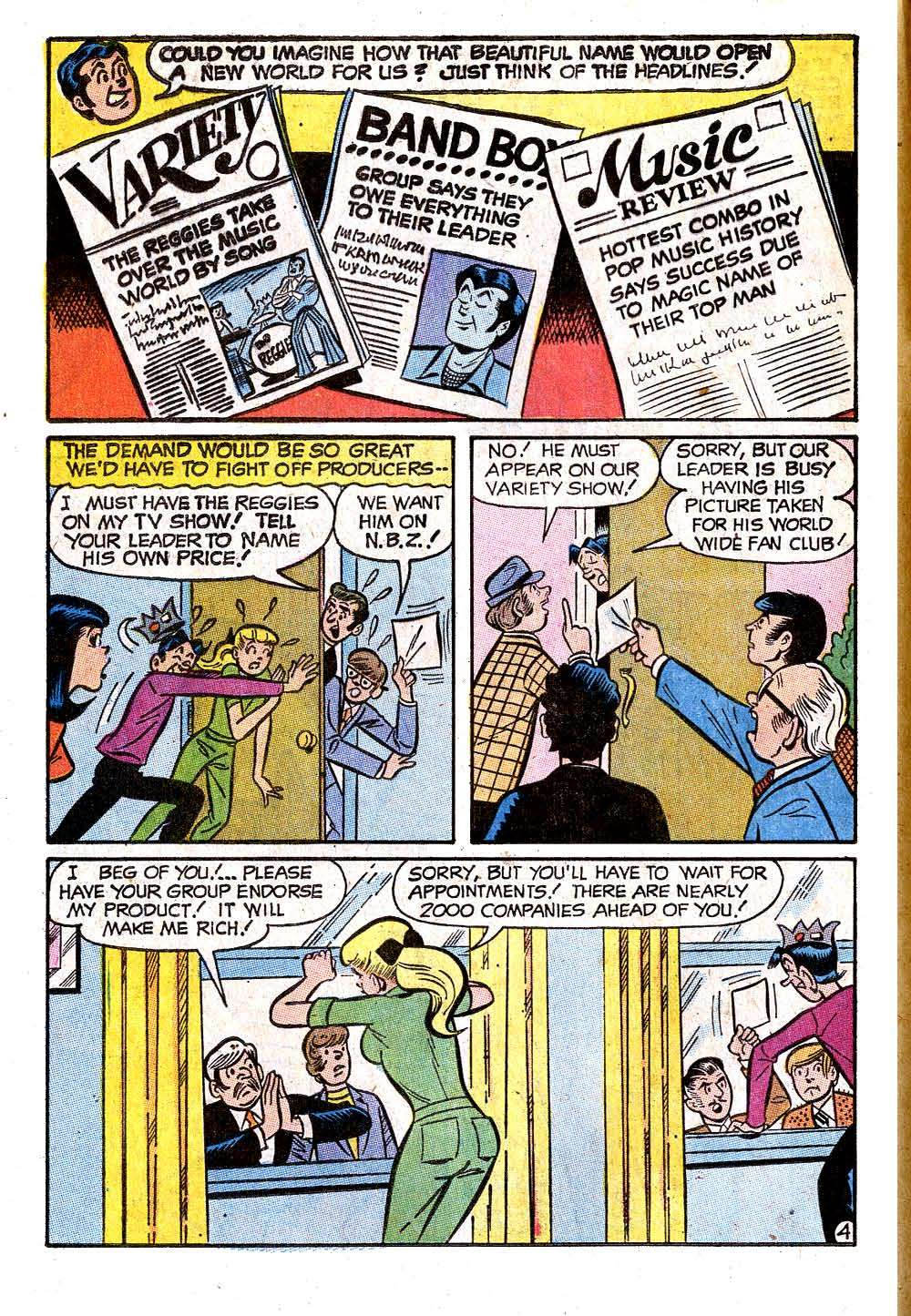 Read online Archie (1960) comic -  Issue #209 - 16
