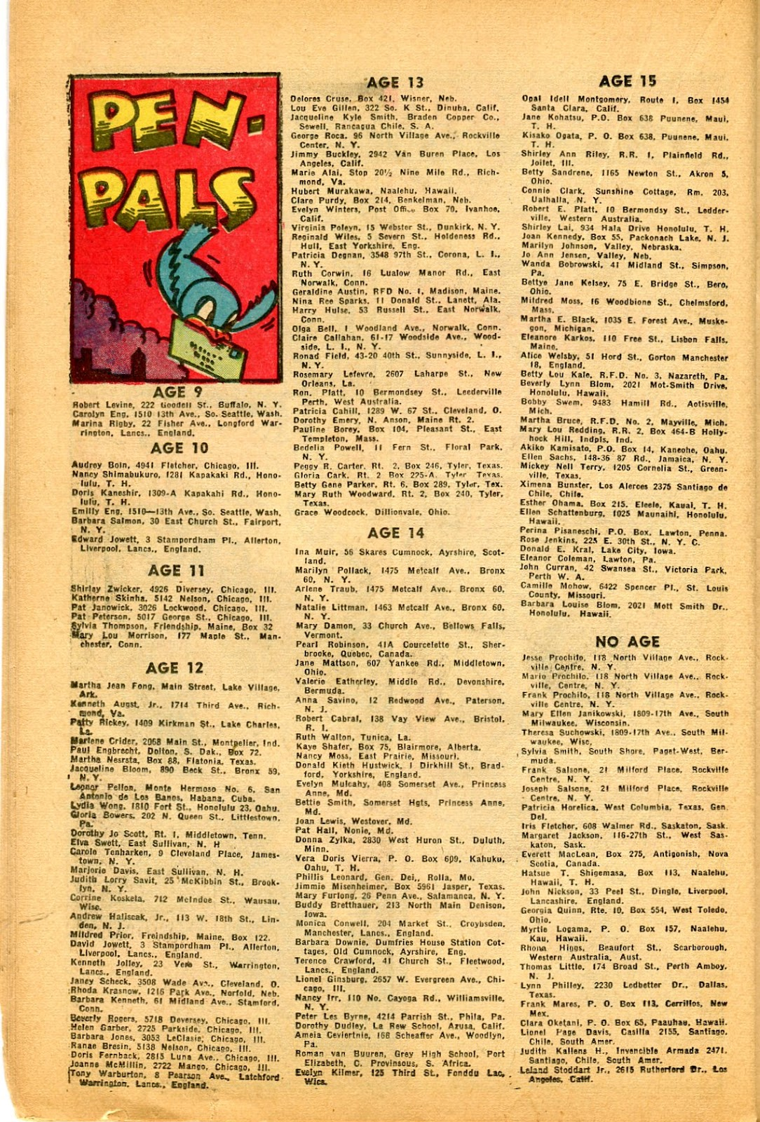 Read online Famous Funnies comic -  Issue #159 - 36