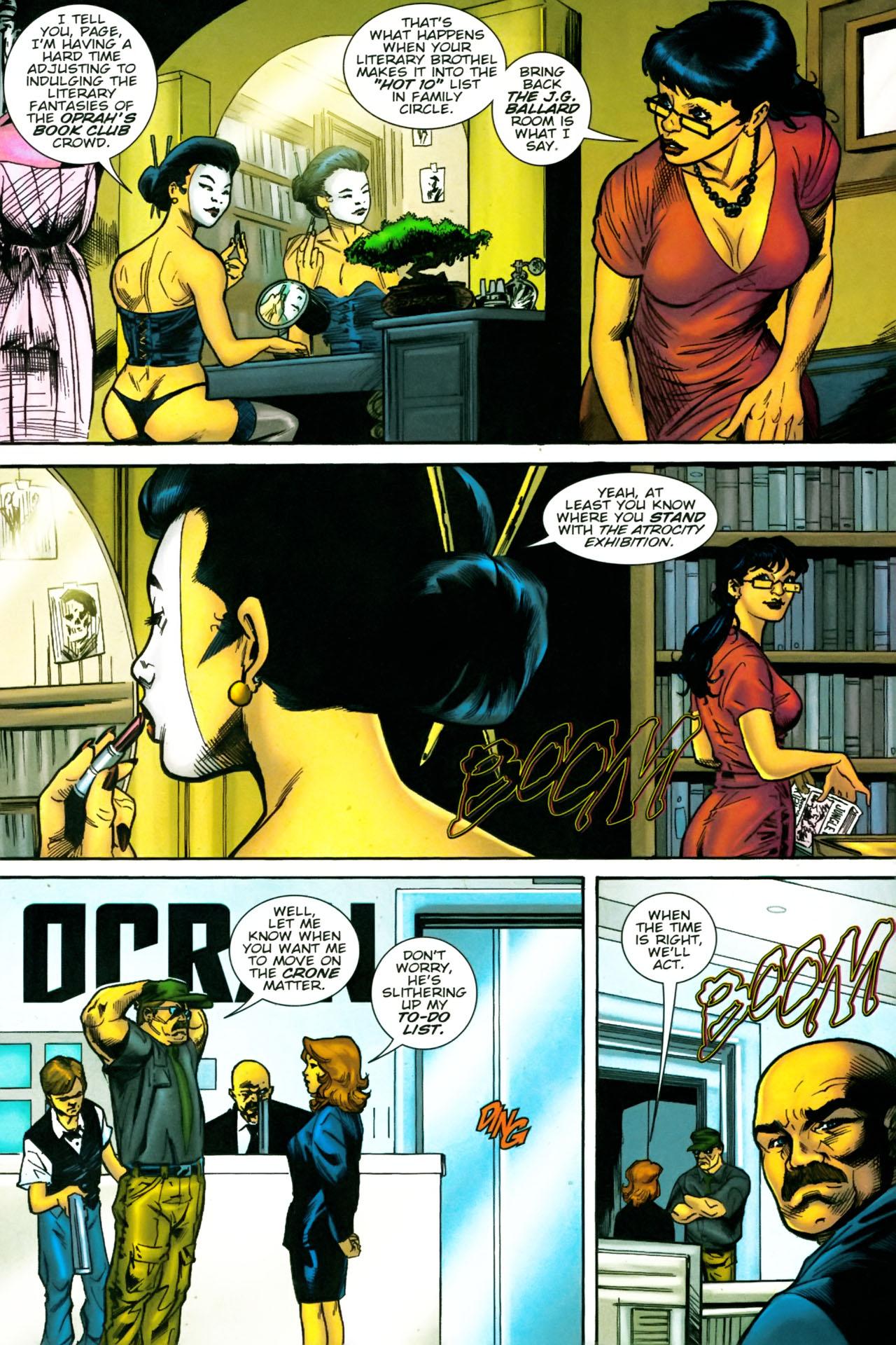 Read online The Exterminators comic -  Issue #22 - 3